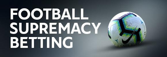 football spread betting supremacy