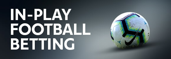 In Play Football Betting