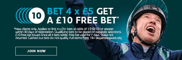 Sporting Index Odds - £10 Promotion